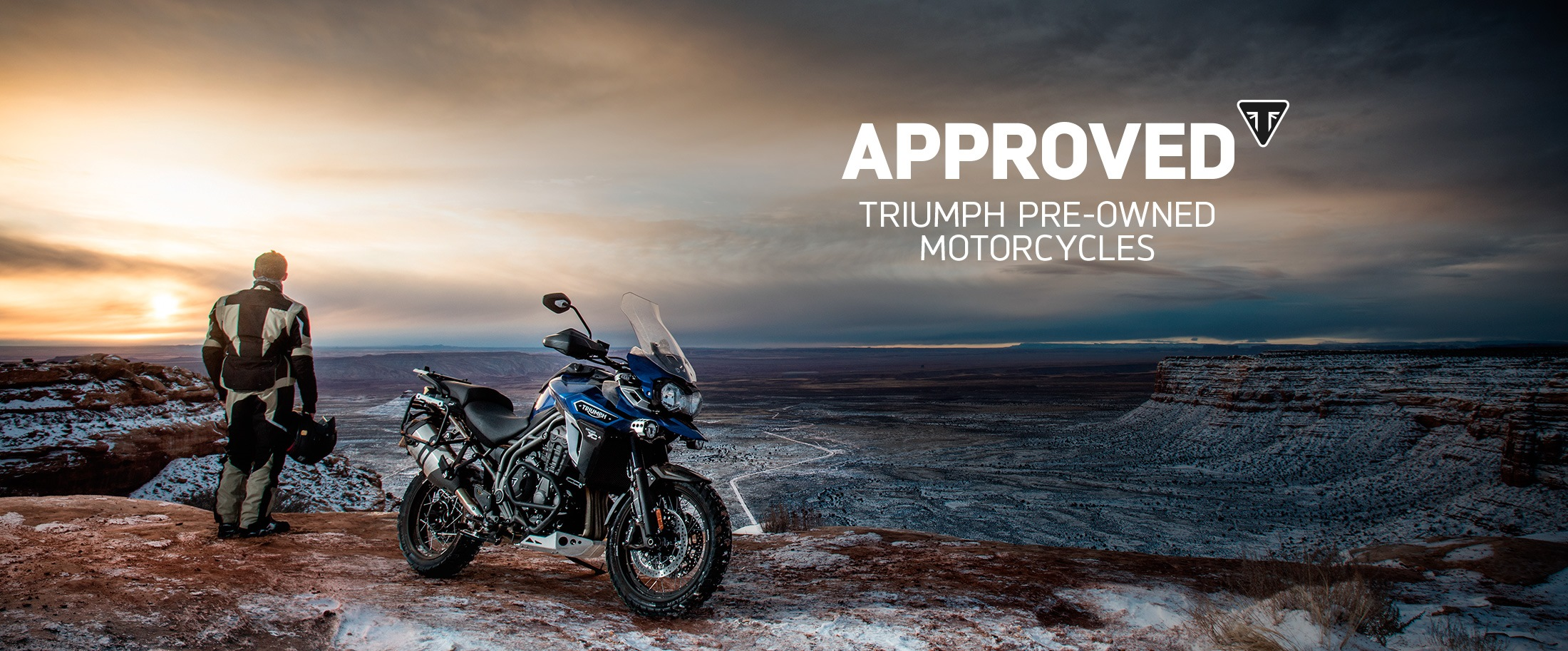 Approved-used-Triumph